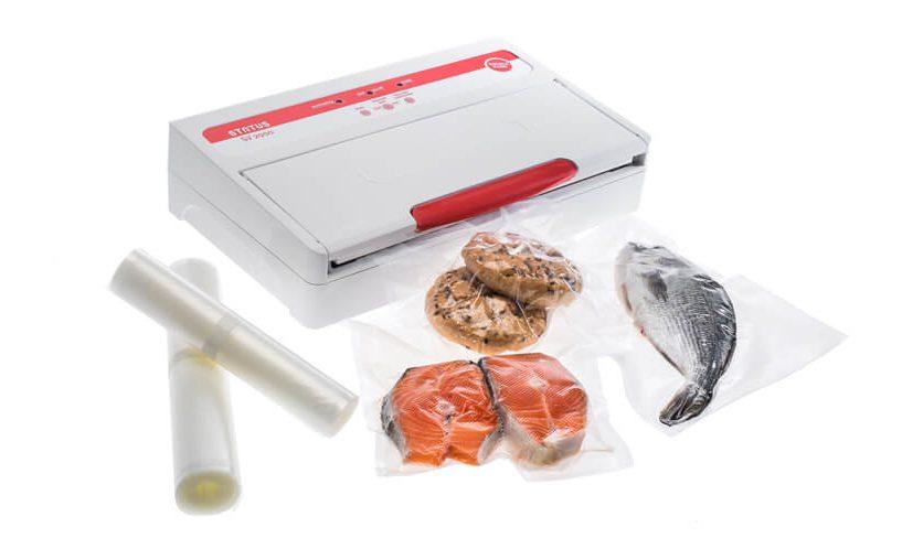 Vakumski aparat SV2000: vakumiranje osjetljive hrane.