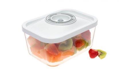 1,5-litarska staklena vakuumska posuda bez BPA za pohranjivanje voća.