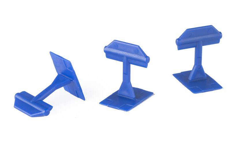 Plave spojke Easytiler za šire fuge