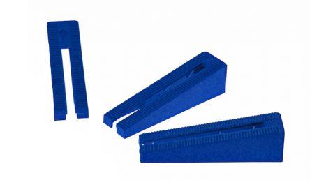 Easytiler plavi nivelatori za ravne pločice.