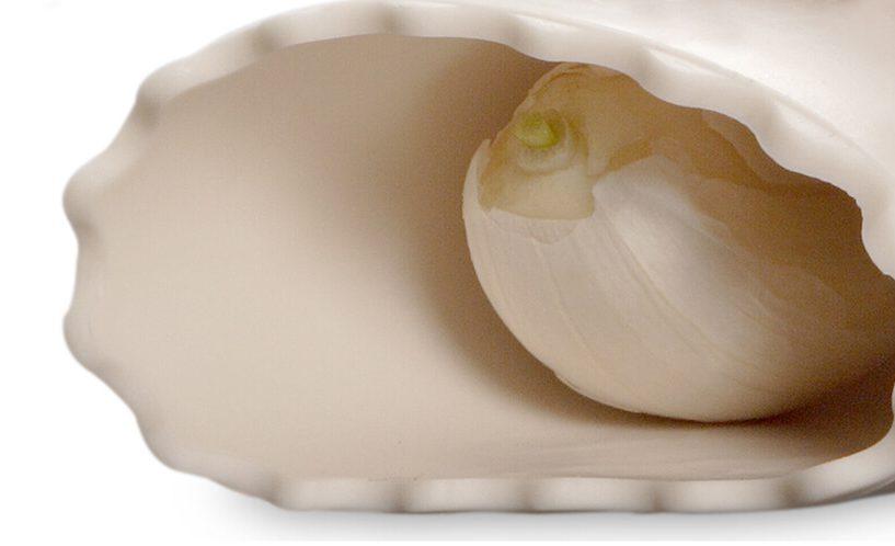 kako oguliti češnjak?