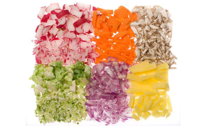 rezanje povrća