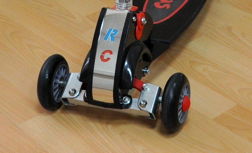 Skiro Streetboard-sprednji dve kolesi