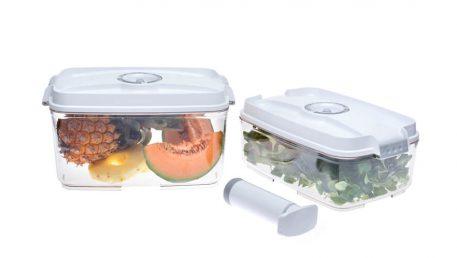 plastične vakumske posude za svježu hranu