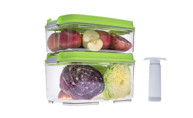 kako pohraniti voće i povrće za svakidašnju upotrebu?