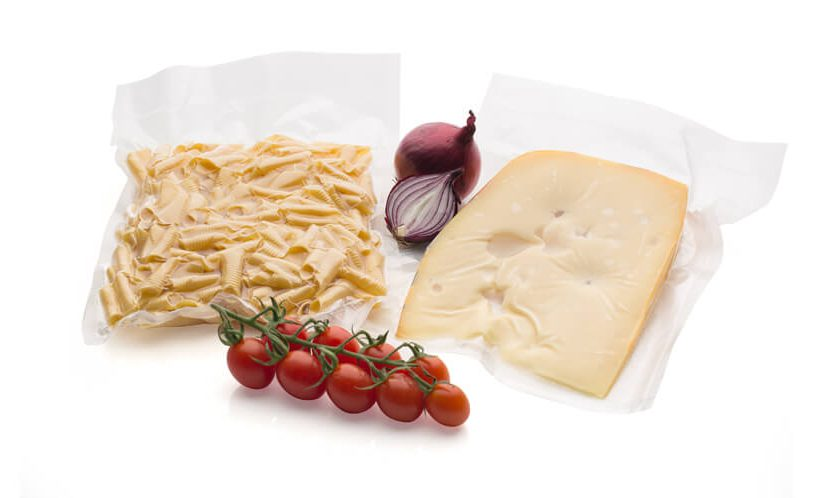 hranu je treba pohraniti pametno - u vakumu