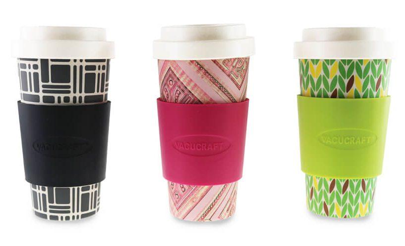 čaša od bambusa