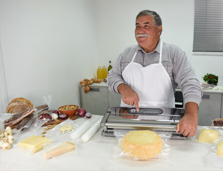 vakuumiranje sirov Provac 360