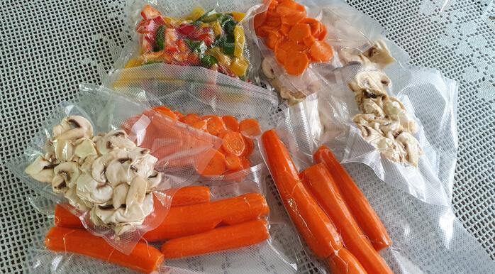 vakumiranje povrća za zimnicu