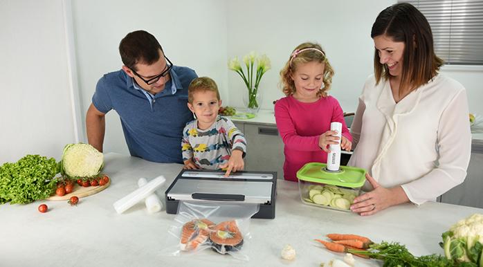 obitelj vakuumira
