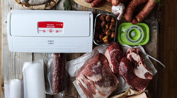 vakumiranje mesa od kolinja