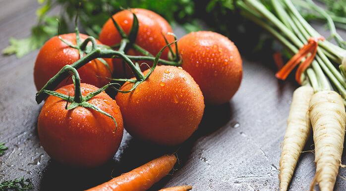 Rajčice su pune vitamina i minerala.