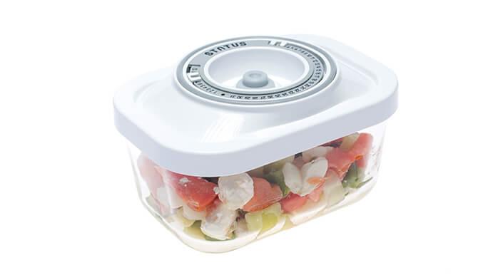 Salata u 0,5 l vakuumski posudi će biti odličan prilog.
