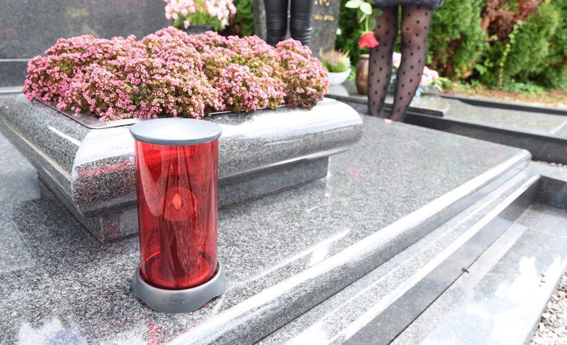 svijeća za grob