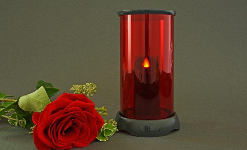 svijeća bez opasnosti opeklina